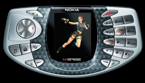 Nokia n-gage software download.