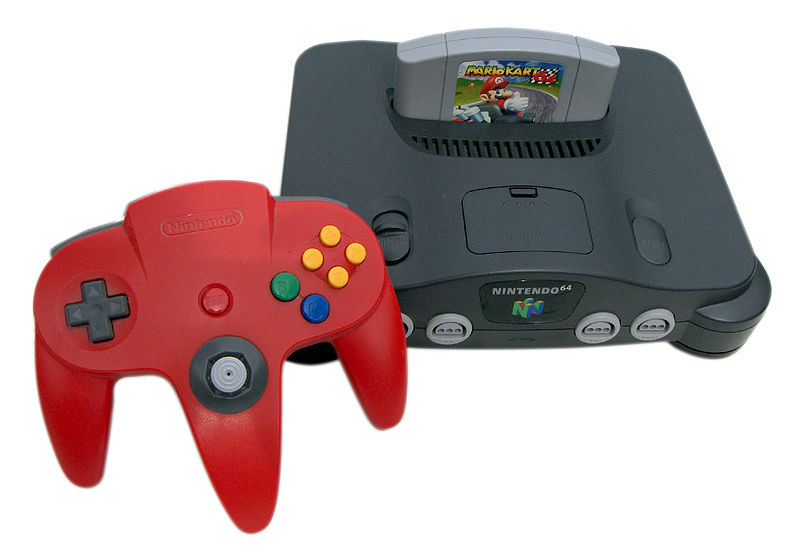 Nintendo n64 roms and games free download - Super nintendo 64 console ...
