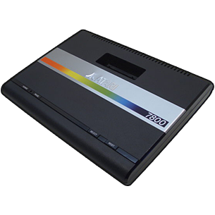 Atari 7800 roms, games and ISOs to download for emulation