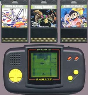 Bit Corporation Gamate roms, games and ISOs to download for