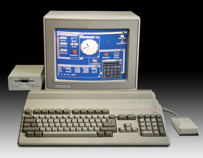 Commodore Amiga roms, games and ISOs to download for emulation