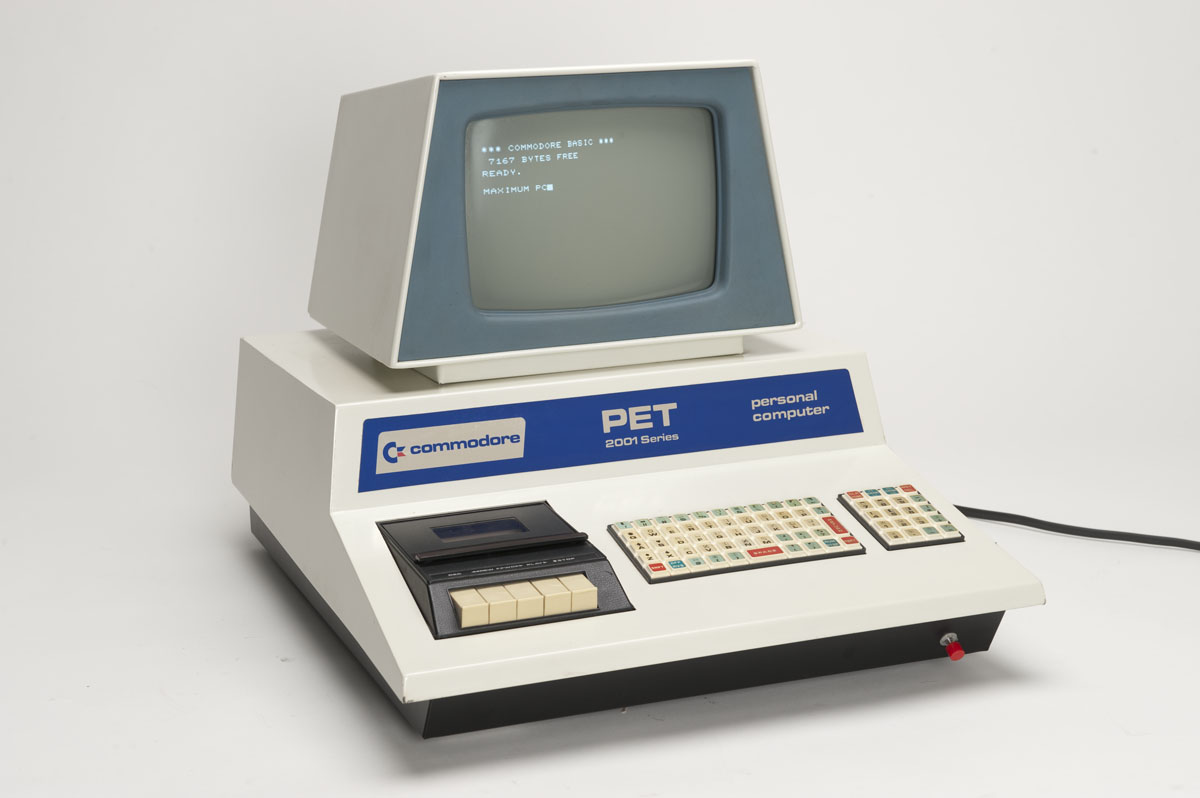 Commodore PET Games roms, games and ISOs to download for emulation
