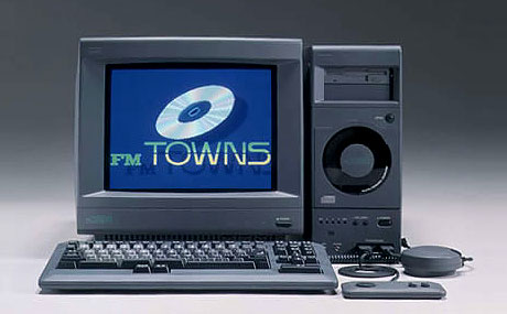 Fujitsu Fm Towns Games Roms Games And Isos To Download