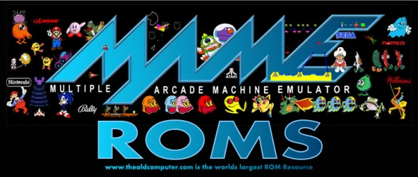 MAME Mame 0 103 u roms, games and ISOs to download for emulation