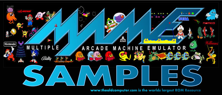 MAME Samples 0 157 roms, games and ISOs to download for emulation