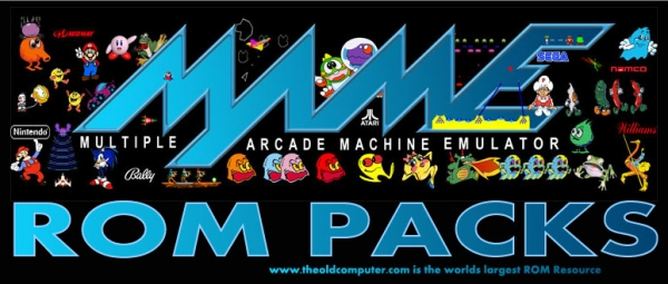 MAME Single Download Mega Packs roms, games and ISOs to download for