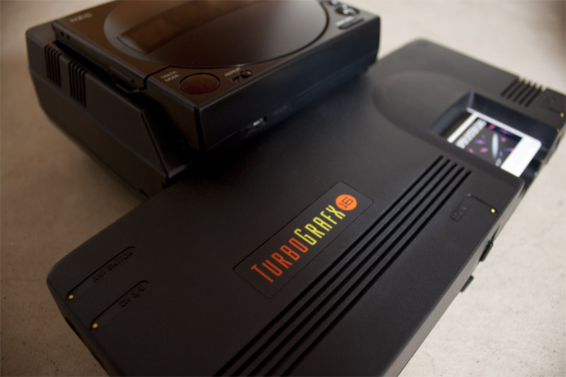 NEC TurboGrafx 16 CD PC Engine CD roms, games and ISOs to download