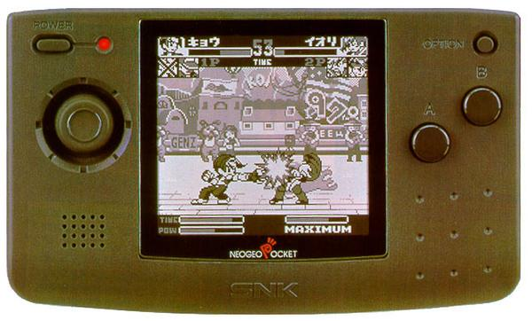SNK NeoGeo Pocket roms, games and ISOs to download for emulation